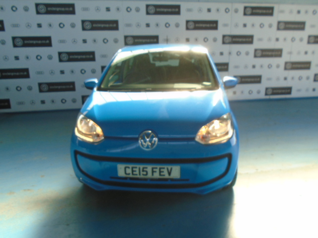 VOLKSWAGEN MOVE UP 59BHP - 999cc