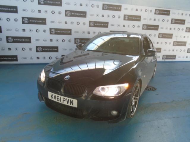 BMW 320D M SPORT 181 181BHP - 1995cc