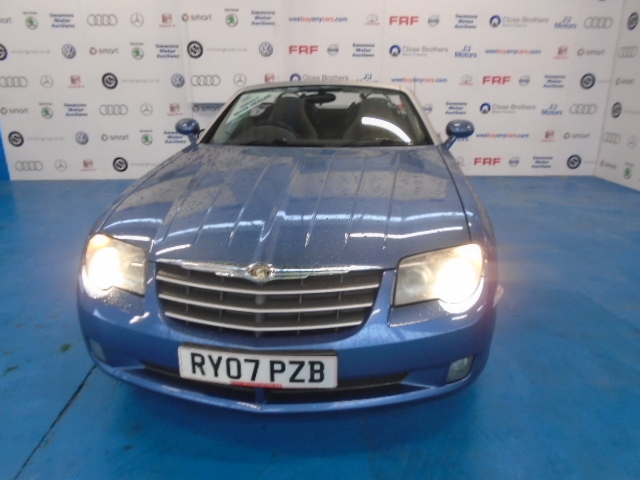 CHRYSLER CROSSFIRE AUTO 215BHP - 3199cc
